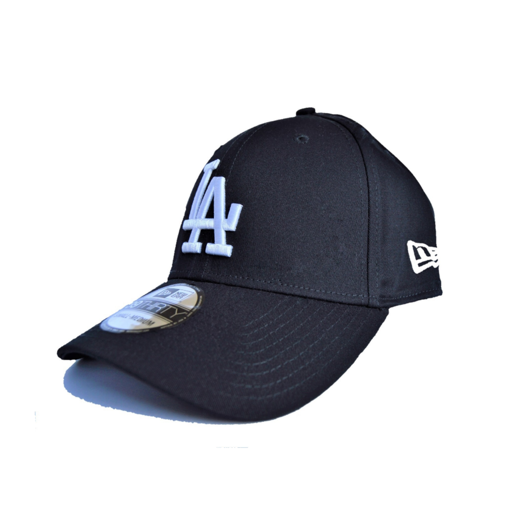 huge selection of a96f2 26486 New Era Los Angeles Dodgers MLB 39thirty Stretch Navy Cap