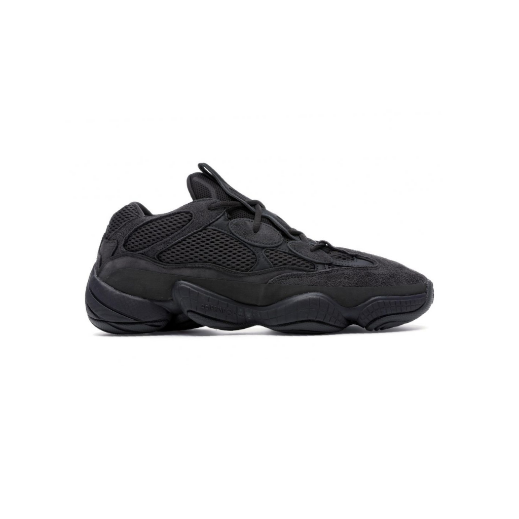 separation shoes d3502 ccb5d Adidas Yeezy 500 Utility Black
